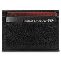 Otto Angelino Genuine Leather Wallet - Bank Cards, Money, Driver's License, RFID image 3