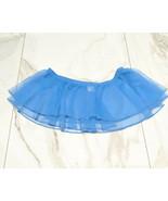 Disney Princess Princess Girls Cinderella Light Blue Layered Tutu Skirt ... - $8.86