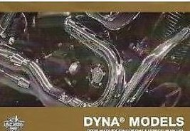 2005 Harley Davidson DYNA MODELS Service Repair Workshop Shop Manual Factory - $168.25