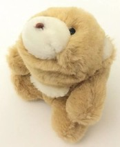 "1980 Gund Snuffles Bear Stuffed Animal Plush Toy White Belly  7"" - $19.79"
