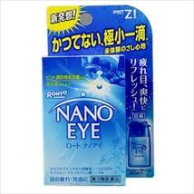Rohto Lycee Nano Eye Eyedrops lotion 6ml x 6 - $55.00