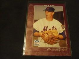 2002 Topps American Pie #1 Warren Spahn -New York Mets- - $3.12