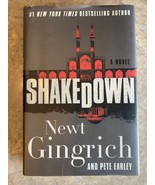 Shakedown: A Novel By Newt Gingrich (Mayberry & Garrett) - Hardcover - VERY GOOD - $12.79