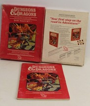 Dungeon Master TSR D&D boxed set 1983 - $35.00