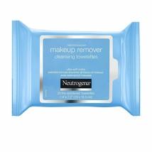 Neutrogena Makeup Remover Towelettes 25 Wipes, White,  (free shipping world) - $27.77