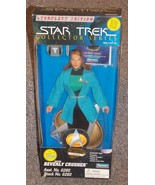 Vintage 1995 Star Trek Doctor Beverly Crusher 9 inch Figure New In The Box - $29.99