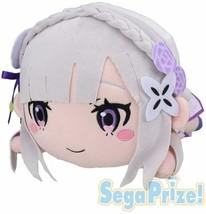 "sega Re: Zero MEJ NESOBERI stuffed Soft plush 40cm ""Emilia"" Dragon-Dress... - $69.29"