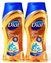 2 Bottles Dial 12 Oz Marula Oil Clean Rinsing Technology Nourishing Body... - $16.99