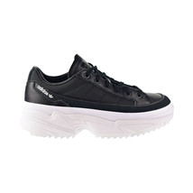 Adidas Kiellow Women's Shoes Core Black-Core Black-Footwear White EF9113 - $66.00