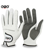 Free Shipping Genuine Leather Golf Gloves Men's Left Right Hand Soft Bre... - $13.99