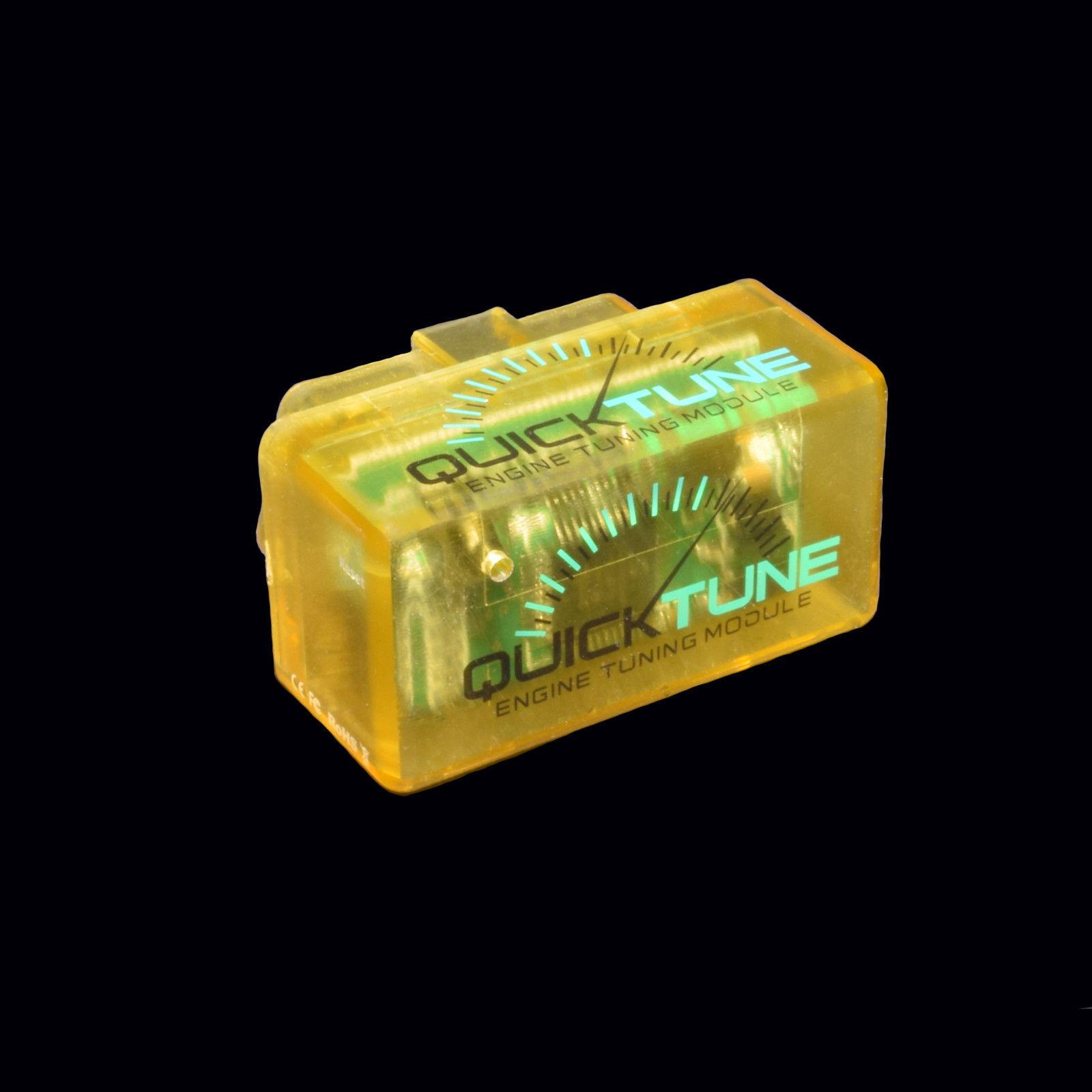 2003 GMC SIERRA 1500 4.8L GAS QUICKTUNE PERFORMANCE /& ECONOMY PROGRAMMER CHIP
