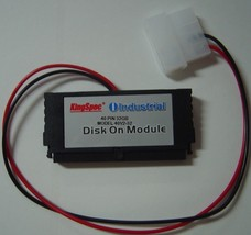 NEW 32GB SSD DOM PATA IDE 40PIN Disk on Module Kingspec 40V2-32 - $69.95