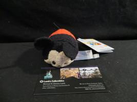 "Disney Store Authentic Mickey Mouse winker mini Tsum Tsum 3.5"" toy plush - $15.99"