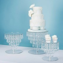 Wedding dessert acrylic display stand multi-layer cake stand - $98.99+