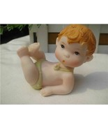 Lying Baby 3D Silicone Mould Handmade Soap Candle Making Epoxy Resin Cla... - $15.88