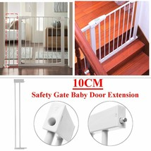 Dogs Pets Indoor Retractable Isolating Gate Room Plastic Dog Fence Baby ... - $45.14