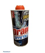 (1) Drano Crystals Professional Strength Clog Remover Drain Or Sinks 18o... - $42.56