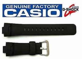 CASIO G-Shock GW-1500 16mm Original Black Rubber Watch BAND Strap GW-150... - $21.15