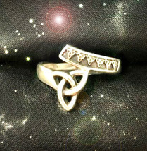 HAUNTED RING MASTER WITCH 3 ASCENDED MASTERS GIFTS MAGICK SECRET OOAK MA... - $9,307.77