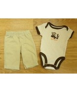 Carter's One-piece Pants Boy NB Cotton 716042977001 - $7.26