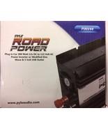 Pyle - PINV44 - Plug in Car 300W 12V DC to 115V AC Power Inverter - $41.53