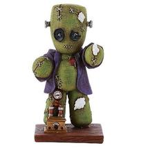 Pacific Giftware 4 Inches Pinhead Monster Frankenstein Steampunk Clock Doll - $14.99