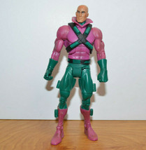 "DCUC LEX LUTHOR Action Figure Gotham 5 Pack 7"" Mattel Superman Comics Le... - $33.38"