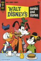 Walt Disney's Comics and Stories #343 FN; Dell | save on shipping - deta... - $4.99