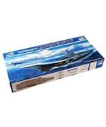 Trumpeter 1:700 USSR Kuznetsov class aircraft carrier plastic model - $166.00