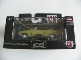 M2 Machines Auto Vault Mexico Exclusive 1967 Chevrolet Nova SS 250 MEX04... - $12.86