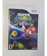 Super Mario Galaxy (Nintendo Wii, 2007) Complete - $9.89