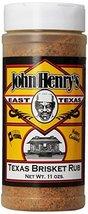 John Henry's Texas Brisket Rub 11 0z. image 11