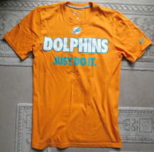 NIKE DOLPHINS JUST DO IT t-shirt SIZE S - $14.85