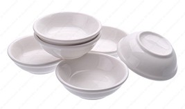 Ceramic Side Sauce Dish, 3-1/8 Inch Dia. x 1 Inches H, 2-Ounces, Set of ... - $14.58