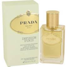 Prada Infusion D'iris Absolue Perfume 1.7 Oz Eau De Parfum Spray image 2