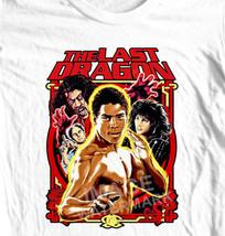 The Last Dragon T-shirt retro 1980's movie 100% cotton graphic tee karate image 1