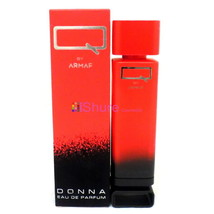 New Armaf Q Donna Perfume For Women 100 ML EDP 100% Original Free Shipping - $27.02