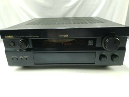 Yamaha HTR-5590 Natural Sound AV Receiver. Cinema DSP Digital - $149.24
