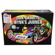 Skill 2 Model Kit Don Garlits Wynn's Jammer Dragster with Display Stand ... - $56.42