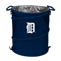 Small Collapsible Cooler, Logo Detroit Tigers 3-in-1 Hamper Outdoor Wine... - ₨5,159.86 INR