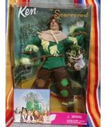 1999 Barbie Wizard of Oz KEN as the Scarecrow Doll NIB ! 25816 - $34.99