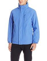 White Sierra Men's 4 in 1 Jacket, Blue, Large