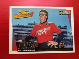 1997 Upper Deck Collector's Choice Speed Merchants Hut Stricklin Card #8... - $6.75