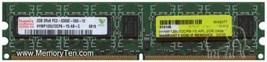 Hynix 512MB HYMP564U72CP8-Y5 - $13.61