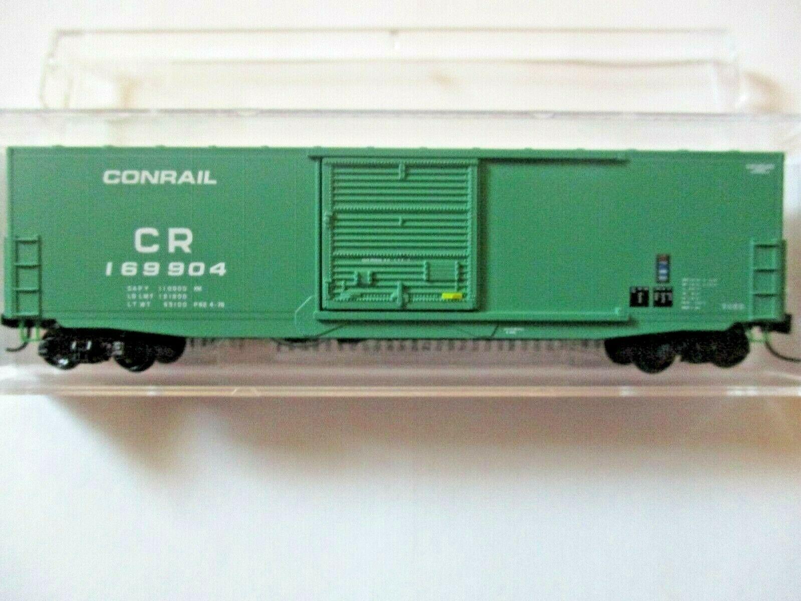 Micro-Trains # 18000230 Conrail 50' Standard Boxcar N-Scale