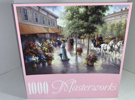 Roseart Masterworks 1000 Morning Has Broken 18 15/16x 26 3/4 No. 97393 - $17.81