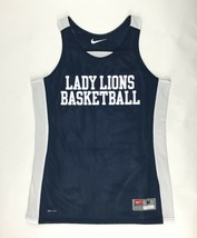 Nike Women's M Penn State Lady Lions League Reversible Practice Tank Navy White - $15.91