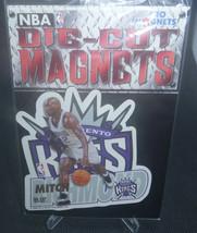 Mitch Richmond 1996 Chris Martin Ent. NFL Die-Cut Magnets Sacramento Kings - $2.96