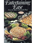ENTERTAINING EASE Cookbook from the Makers of REYNOLDS WRAP 1982 - $5.93