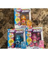 Lot of 3 Interactive Care Bears Grumpy Bear & Cheer Bear,tender Heart Be... - $53.45